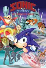 Affiche Les Aventures de Sonic, série 2