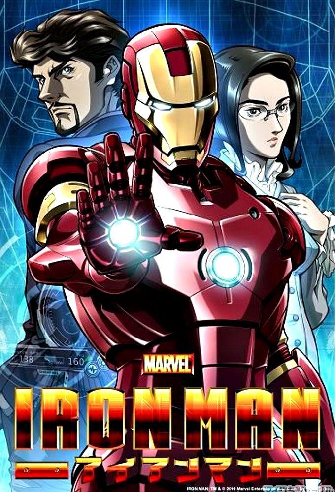 Iron man 2010 dessin anim 2010 senscritique - Iron man en dessin anime ...