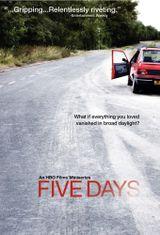 Affiche Cinq Jours