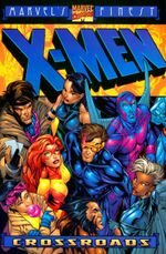 Couverture X-Men: Crossroads