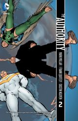 Couverture The Authority, Volume 2