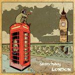 Pochette Searching London (EP)