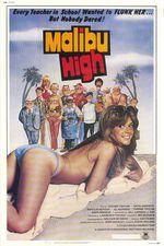 Affiche Malibu High