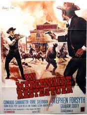 Affiche Un mercenaire reste à tuer