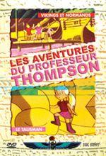 Affiche Les aventures du Professeur Thompson
