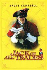 Affiche Jack, Le Vengeur Masqué