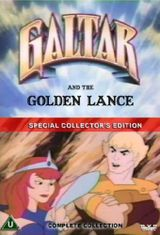 Affiche Galtar and the Golden Lance
