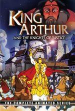 Affiche Le Roi Arthur et les Chevaliers de Justice