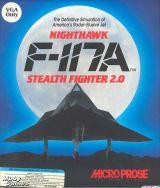 Jaquette F-117A Nighthawk