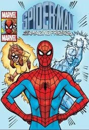 Affiche Spider-Man and His Amazing Friends