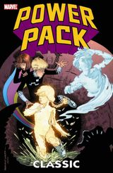 Couverture Power Pack Classic, Volume 2