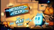 Jaquette Mechanic Escape