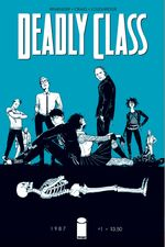 Couverture Deadly Class (2014 - Present)