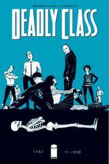 Couverture Deadly Class (2014 - Present)