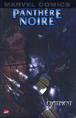 Couverture Panthère Noire - Châtiment (Marvel Monster Edition 1)