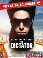 Affiche The Dictator