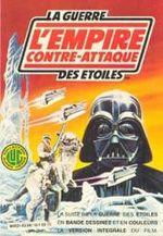 Couverture L'Empire contre-attaque - La Guerre des étoiles, tome 2