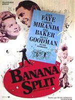 Affiche Banana Split