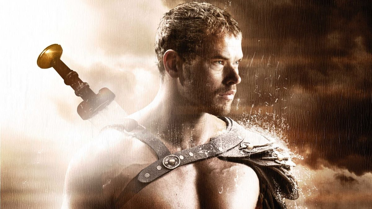Hercules Retina Movie Wallpaper: La Légende D'Hercule