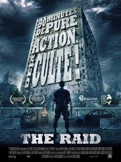 Affiche The Raid