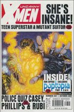 Couverture X-Men: Poptopia