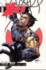 Couverture Uncanny X-Men: Holy War