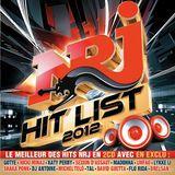 Pochette NRJ Hit List 2012