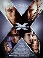 Affiche X-Men 2