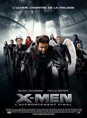 Affiche X-Men : L'Affrontement final