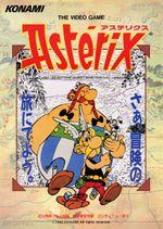 Jaquette Asterix