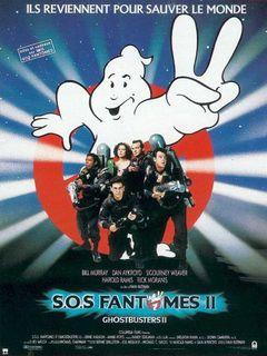 Affiche S.O.S Fantômes II