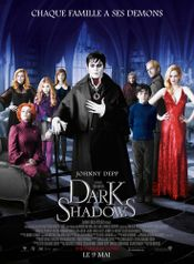 Affiche Dark Shadows