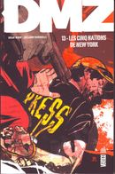 Couverture Les Cinq Nations de New York - DMZ, tome 13