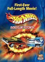 Affiche Hot Wheels World Race