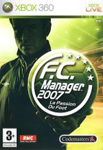 Jaquette F.C. Manager 2007