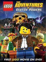 Affiche Lego, les aventures de Clutch Powers