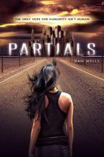 Couverture Partials - Partials, tome 1