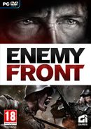 Jaquette Enemy Front