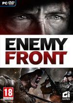 Jaquette Enemy Front