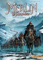 Couverture L'âme du monde - Merlin le prophète, tome 4