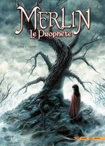Couverture Uther - Merlin Le prophète, tome 3