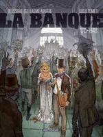 Couverture L'Initié de Waterloo - La Banque, tome 1