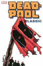 Couverture Deadpool Classic, tome 8