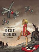 Couverture Hanna - Dent d'ours, tome 2