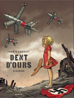 Couverture Hanna - Dent d'ours, tome 2