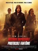 Affiche Mission : Impossible - Protocole fantôme