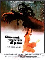 Affiche Glissements progressifs du plaisir