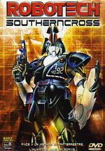 Affiche Robotech Southerncross