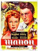Affiche Manon