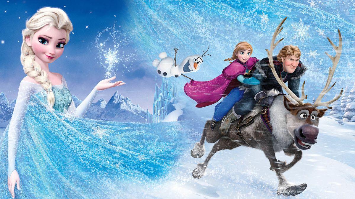 Affiches posters et images de la reine des neiges 2013 for Bureau reine des neiges